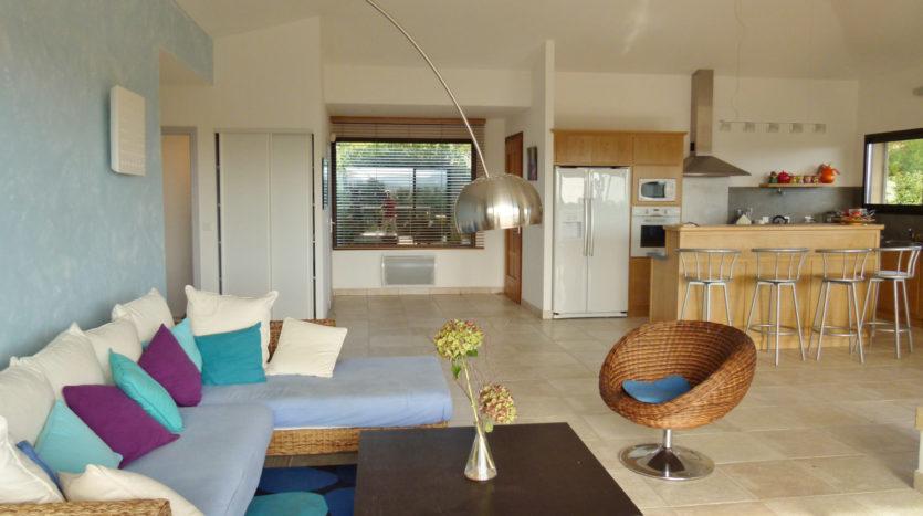 salon villa 3 chambres delta-immo-porto-vecchio