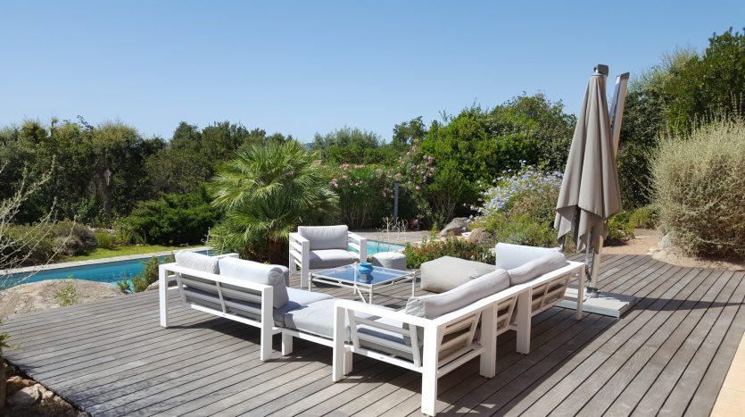 location villa vue mer proche Cabanon Bleu