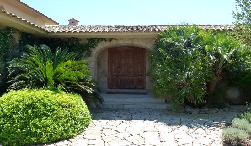 porte location villa avec piscine porto vecchio