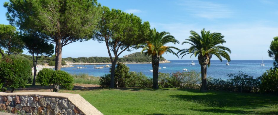 Location Villa en bord de mer Domaine privé de la Capicciola
