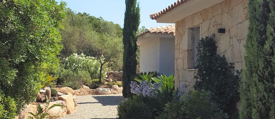 """Location Villa en bord de mer Domaine privé de la """"Capicciola"""""""