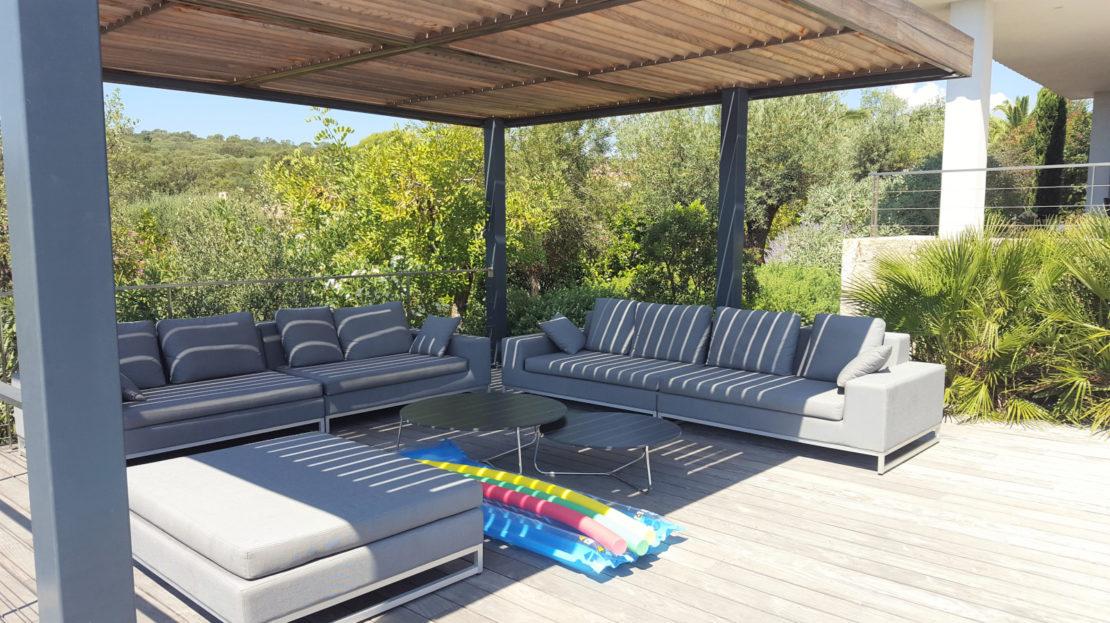 belle villa piscine chauffée domaine privé