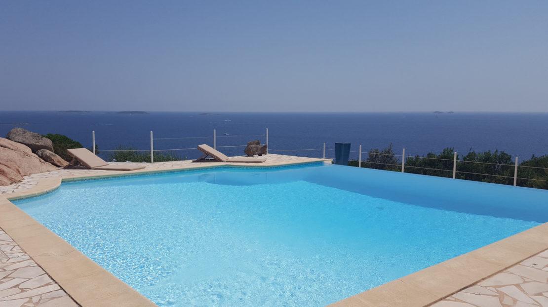 villa avec piscine proche Santa Giulia delta-immo-porto-vecchio
