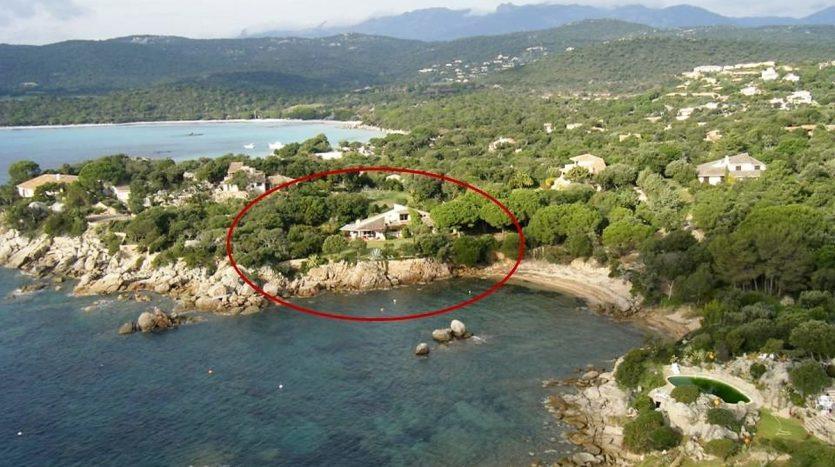 Superbe villa située