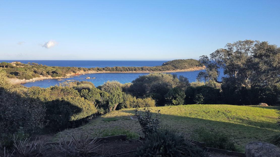 location villa les pieds dans l'eau vue mer capicciola delta immobilier