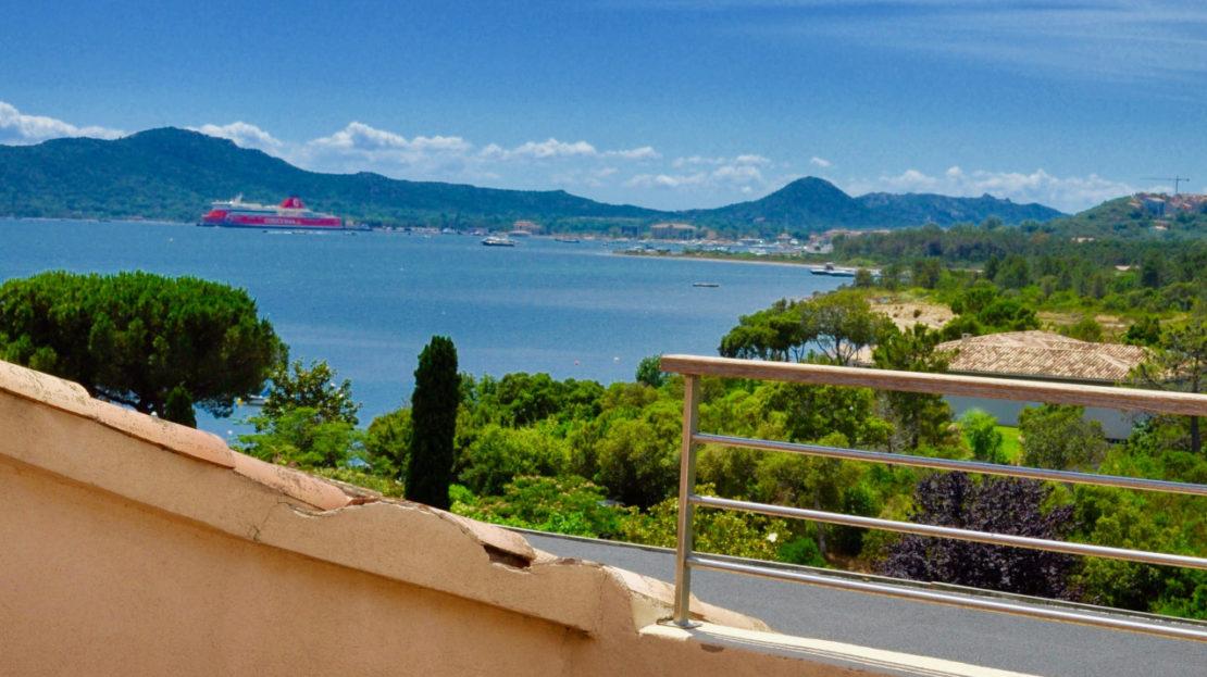 location villa piscine avec vue delta immobilier porto vecchio