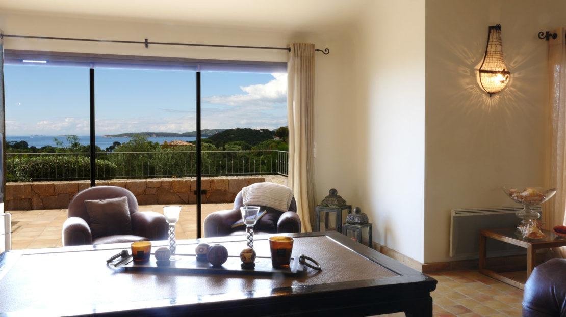 salon vente et location de villas de luxe vue mer et piscine domaine d'araso corse du sud