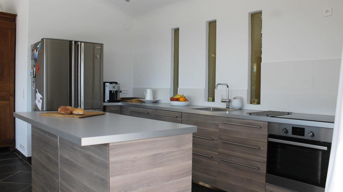 cuisine ouverte villa vente et location delta immobilier