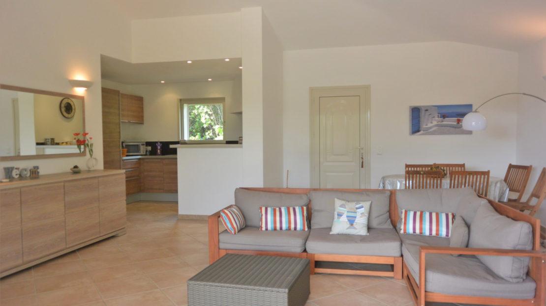 sejour vente et location de villas de luxe à proximité de Fautea sud corse