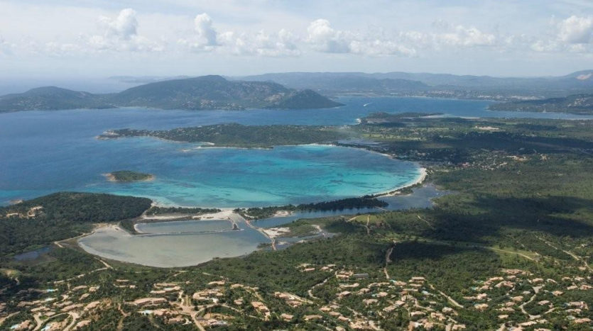 vente-terrain-vue panoramique-baie -saint- cyprien