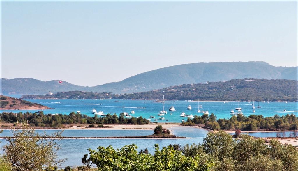 locations de luxe domaine d'arasu avec accès plage corse du sud