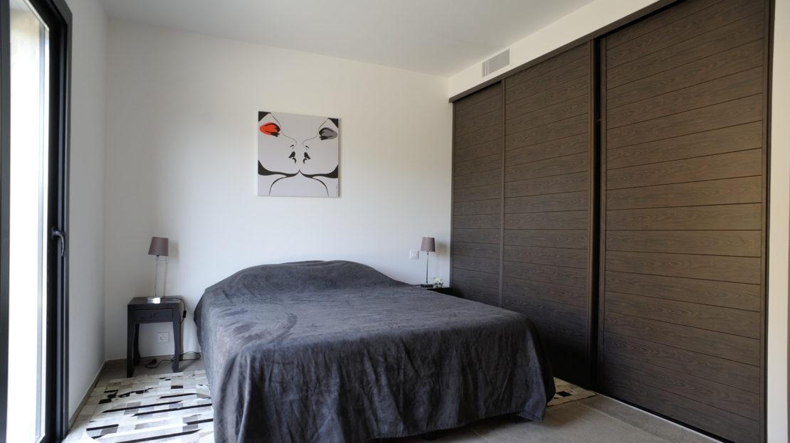 chambre vente villa de luxe saint cyprien corse du sud