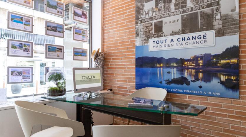 Agence Delta-Immo Porto vecchio Locations saisonnières