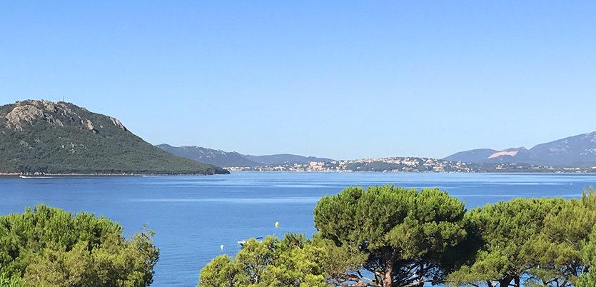 Location villas de luxe Cala Rossa Porto Vecchio