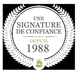 delta immobilier signature