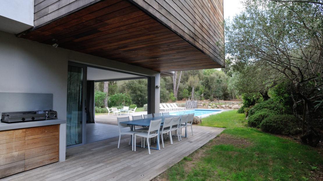 vente villa Corse du sud