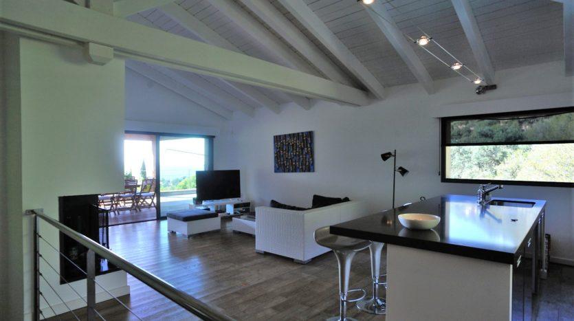 vente villa d'architecte palombaggia corrse du sud