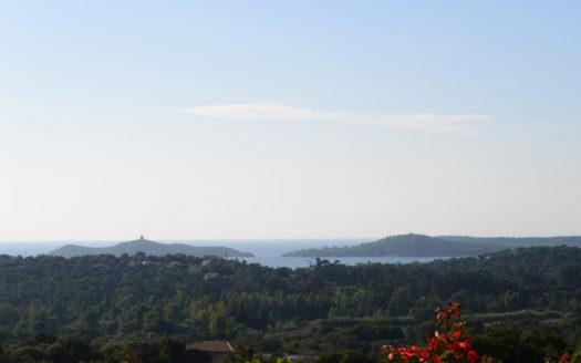 vente villa porto vecchio vue mer