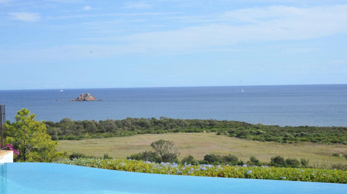 vente villa piscine pinarello région porto-vecchio