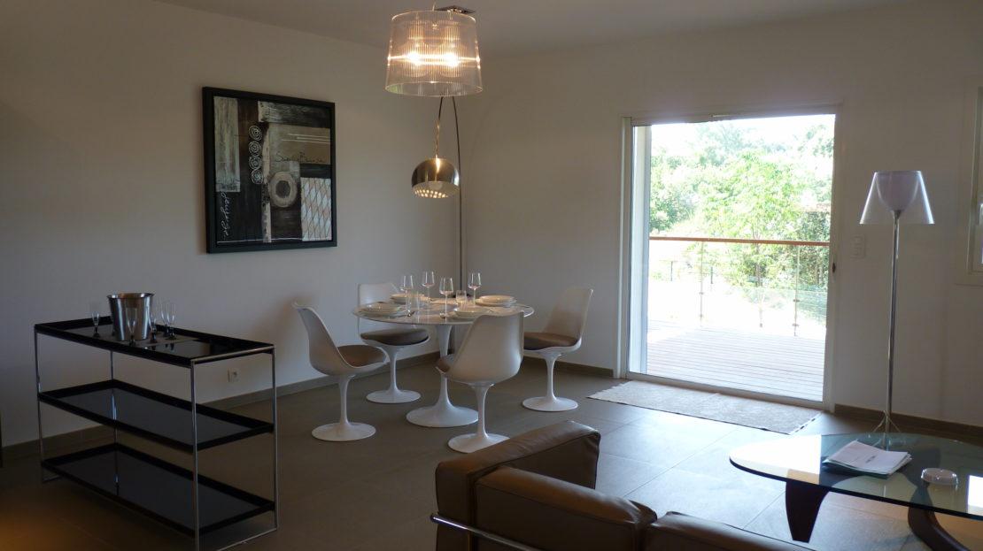 vente -appartements-résidence-baie de Pinarello